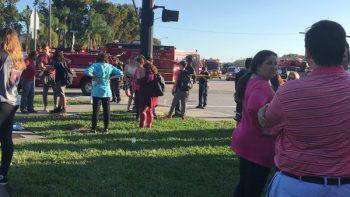 Tiroteo en escuela de Florida deja decenas estudiantes de heridos y muertos
