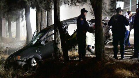 Niño de 12 años choca auto y mueren 5 menores en Tláhuac