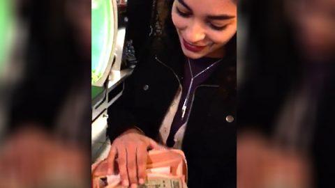 ¿Regresarías tres mil pesos a su dueña?