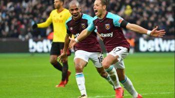 'Chicharito' anota en la victoria del West Ham