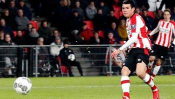 'Chucky' Lozano marca en la victoria del PSV