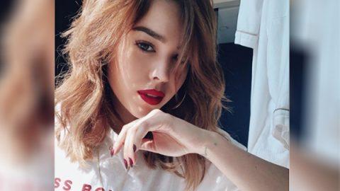 La polémica bolsa de 98 mil pesos de Danna Paola
