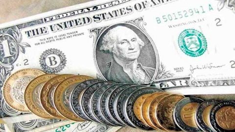 Dólar inicia la semana al alza; se vende a 19.70 pesos