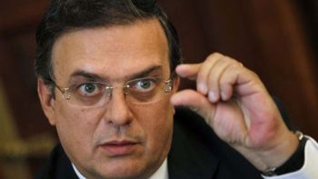 Respeto a Meade; Anaya es un enigma, dice Marcelo Ebrard