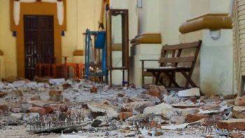 Recintos históricos no sufrieron daños tras el sismo