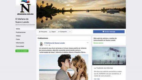 Denuncian hackeo del portal y la página en Facebook de 'El Mañana'