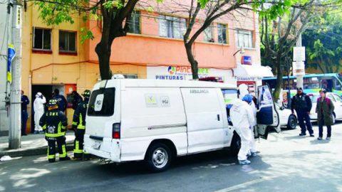 Vecinos hallan cadáver de ex militar dentro de departamento