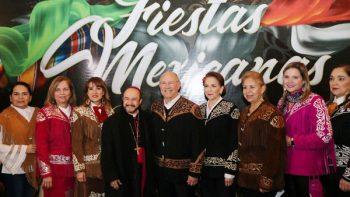Listo el Saludo Binacional y Desfile Internacional de Fiestas Mexicanas