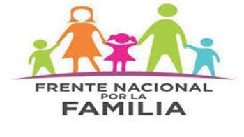 FNF pide a partidos definir postura sobre la familia