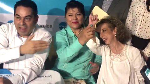 'La Güereja' formaliza candidatura para diputación