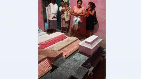 Van 14 víctimas tras desplome de helicóptero en Oaxaca