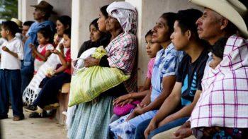 'En situación de pobreza 8.3 indígenas', advierte Coneval