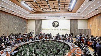 Sanciona INE a independientes al Senado