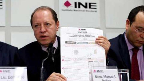 INE analiza dar cifras de tendencias a las 23:00 horas del primero de julio
