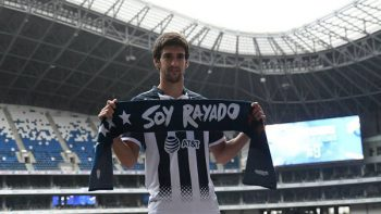 Rayados cierra contrataciones con Lucas Albertengo