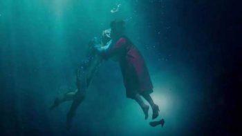 Llega el primer Oscar para 'La forma del agua'