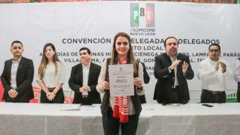 Inconforma diputación de Lorena de la Garza ¡a priistas!
