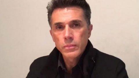 Sergio Mayer lamenta expresiones 'racistas' de Enrique Ochoa