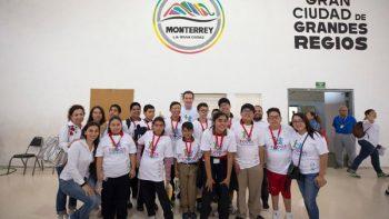 Participan mil Jóvenes de Deporte Adaptado en Programa 'Todos Jugamos'