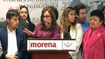 Morena llega a 50 diputados en San Lázaro