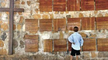 Ejército salvadoreño deberá informar de niños desaparecidos