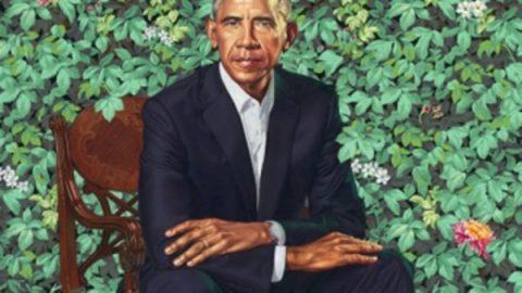 Retrato oficial de Obama genera ola de memes