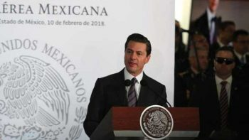 Peña Nieto exhorta a migrantes hondureños a un ingreso legal a México