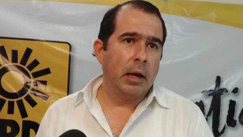 Acusa PRD 'venganza política' tras arresto de ex titular de Finanzas