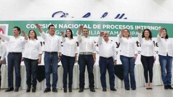 PRI aprueba 11 candidaturas en Tamaulipas