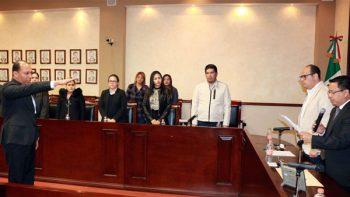 Designan nuevos funcionarios de seguridad en Santa Catarina