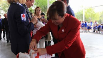Inicia Cruz Roja Colecta Escolar