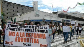 Maestros han interpuesto 3 mil 386 juicios contra reforma educativa