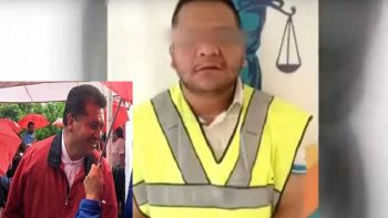 Cae presunto homicida del precandidato del PRI Francisco Rojas