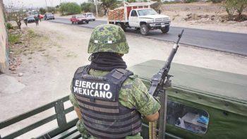 Muere militar en clínica de IMSS en Coahuila; fue apuñalado