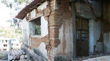 Aumenta a 16 mil las viviendas dañadas por sismo en Oaxaca