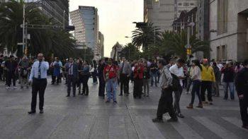 Sin víctimas tras sismo en México destaca prensa internacional