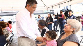 Inician rehabilitación de Av. Topo Chico en la Col. Anáhuac