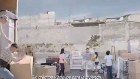 'Imagina un día sin atención médica', sugiere PRI en un video