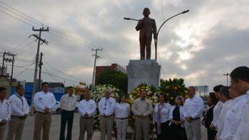 PEMEX conmemora el 80 aniversario de la Expropiación Petrolera en Reynosa