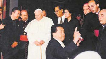 Escolta del Papa y amigo de 'Terminator'