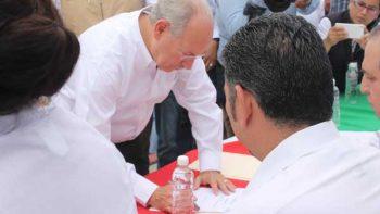 Se registra Jesús de la Garza como precandidato único a la presidencia municpal