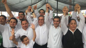 Serapio Cantú se registra como precandidato único del PRI en Reynosa