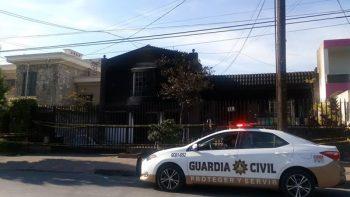 Asilo incendiado, sin aval de protección civil