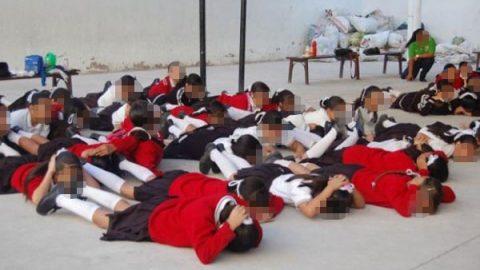 Suspenden clases en 200 escuelas por violencia