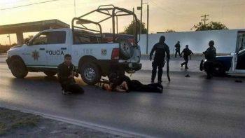 Sufre Reynosa otra vez con la violencia; muere víctima inocente en balacera