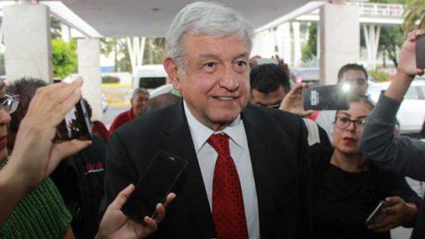 'En una de esas, Peña se refiere a mí', afirma AMLO