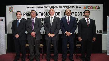 Anuncian nuevo Palacio de Justicia en Apodaca