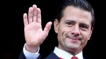 EPN destaca buen proceso electoral democrático ante líderes holandese