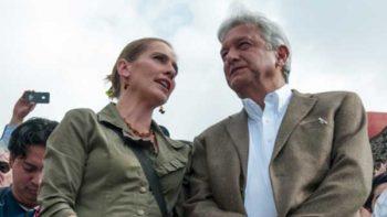 Esposa de AMLO acusa de intrusión a Vargas Llosa