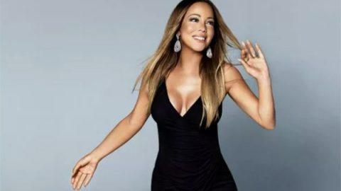 Mariah Carey luce delgada y sensual en portada de revista
